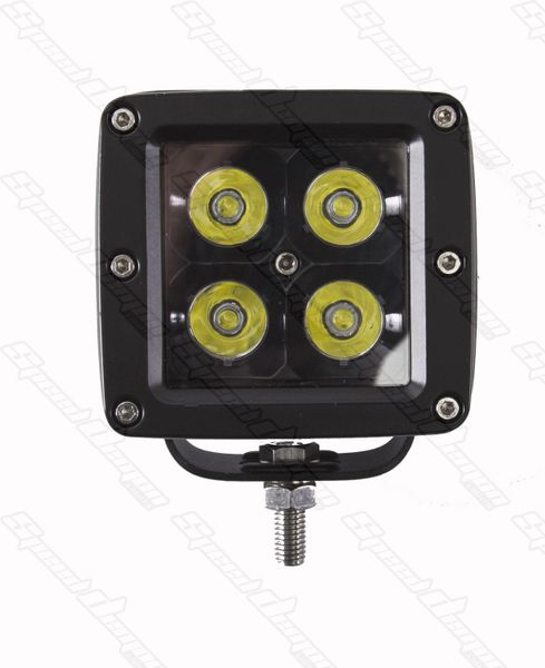 Speed Demon 4PACK Black OPS Pod Light (Sold In Pairs)
