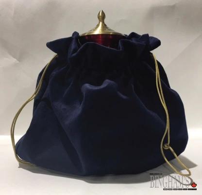 Krown Design Velveteen Urn Bags