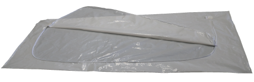 Standard Size Body Bag - Adult (6/12 mil)