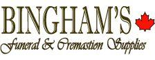 Bingham's Funeral Homes  Supplies
