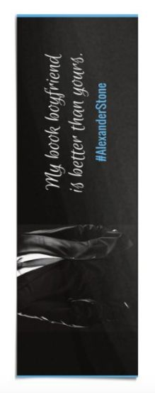 Book Boyfriend Bookmark