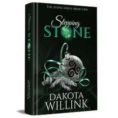 Stepping Stone, Author Signed Paperback