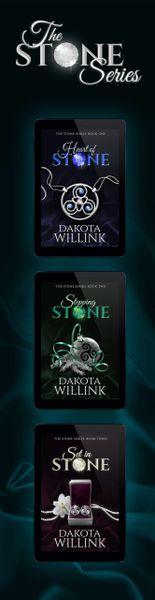 The Stone Series 2x8 Bookmark
