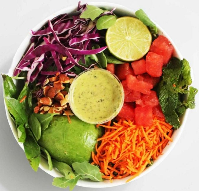 Sweetgreen bowl.