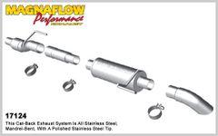 Magnaflow 2011-2014 3.5 Liter F150 Off Road Pro Series 17124