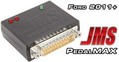 JMS Chips PedalMAX Drive By Wire Throttle Enhancement Device - Plug & Play w/ All 2011-2015 Ford Vehicles PX1114F