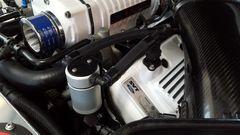 JLT OIL SEPARATOR 3.0 DRIVER SIDE (2007-2014 GT500) 3012D-C