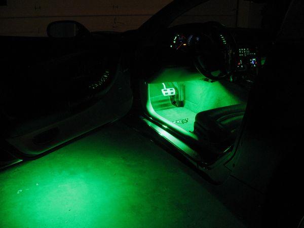 C5 Corvette Door Handle Puddle Light Led Kit