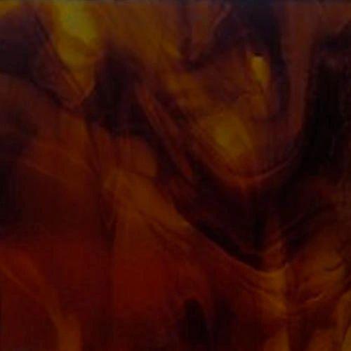 Wissmach Stained Glass Brown