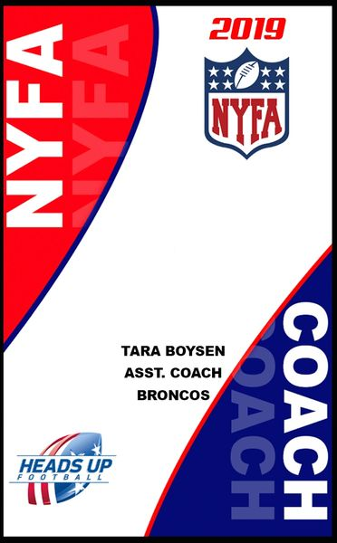 NYFA Team badges 2019