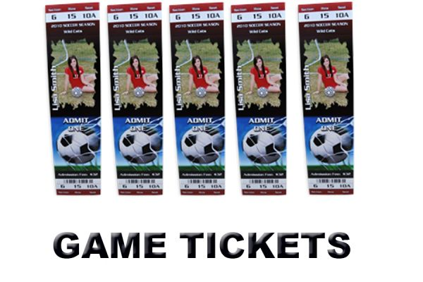 GAMEDAY EVENT TICKETS (10 PACK)