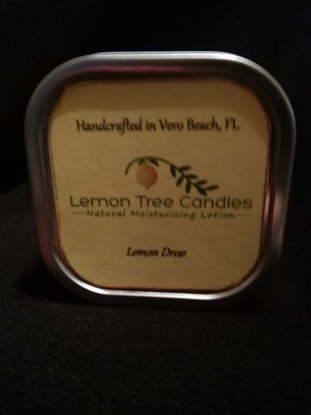 Lemon Drop tin