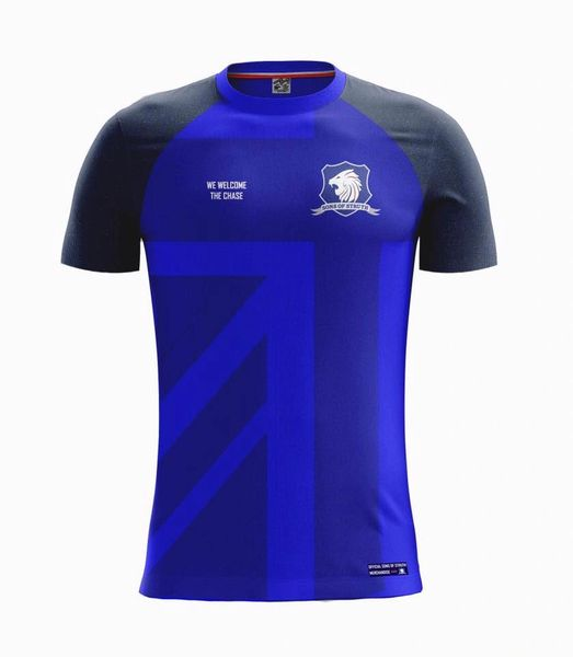 Sons of Struth Celebration Blue Union Flag Jersey