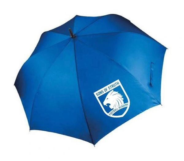 SoS Academy Golf Umbrella.