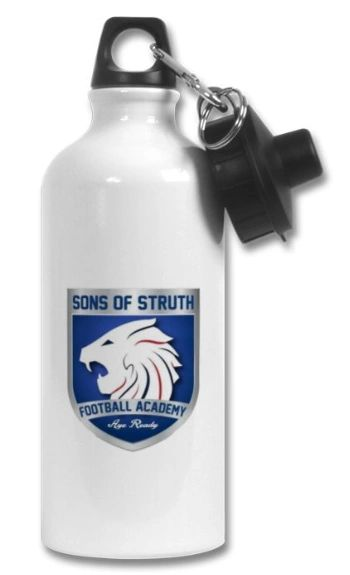 SoS Academy Water Bottle