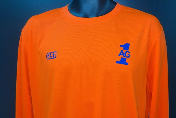 "The ""AG1"" Andy Goram GK Training Top"