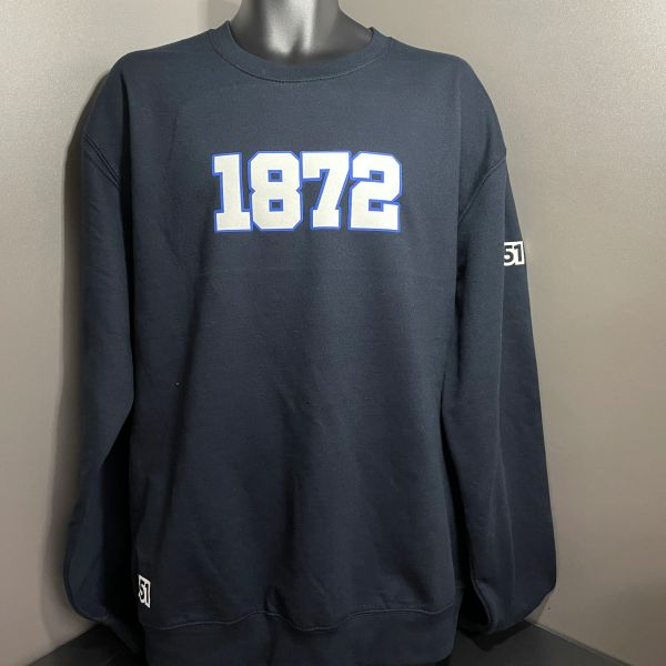 1872 Sweater Navy