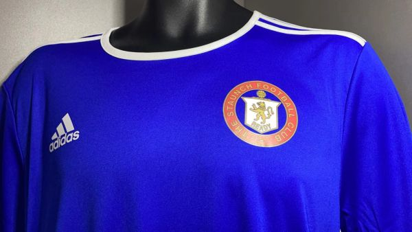 Adidas The Staunch FC Jersey Royal Blue