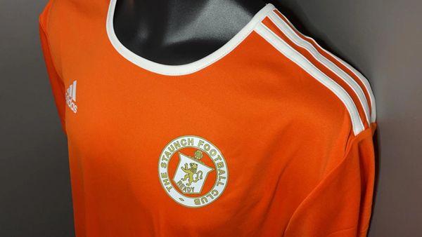 Adidas The Staunch FC Jersey Orange