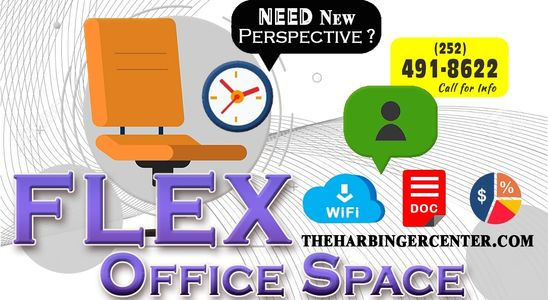 Flex Office Space. Short term office rental for week, month, year.  Great rates and terms.