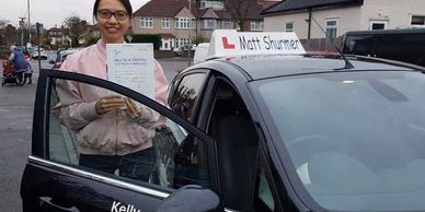 Automatic Car Driving Lessons Orpington