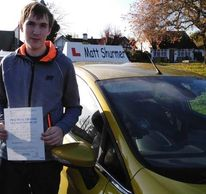 Driving Instructors Near Me Bromley | Luke S
