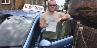 Driving Instructors Aspergers New Eltham | Customer Reviews