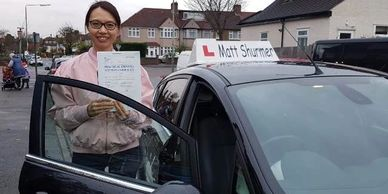 Driving Instructors Automatic Dartford| Customer Reviews