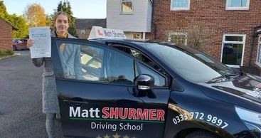 Driving Schools Near Me Sidcup | Esther F