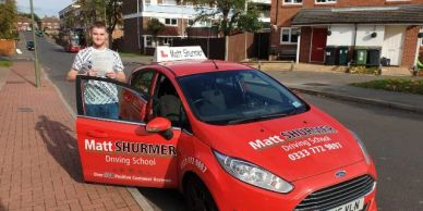 Matt Shurmer Driving School Sidcup | Sean D