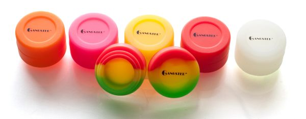SI01 - 3ml Mini Silicone Container