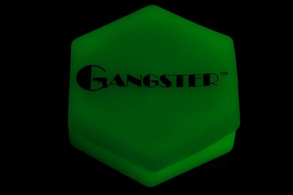 SI07G - GLOW IN THE DARK XL Silicone Container