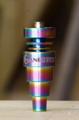 TI16 - 6 In 1 Rainbow Domeless Nail
