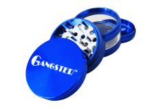 GGR17 - 63mm Aluminum Grinder With Removable Screen