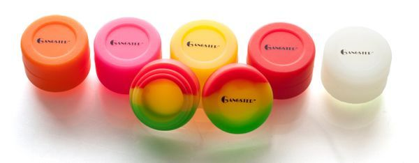 Silicone Container 3ml, 100pcs Lot