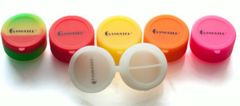 SILICONE CONTAINER 7ML, 100PCS LOT
