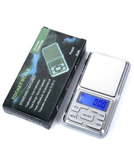 SCALE1 - 200 GRAMS , 0.01g DIGITAL POCKET SCALE