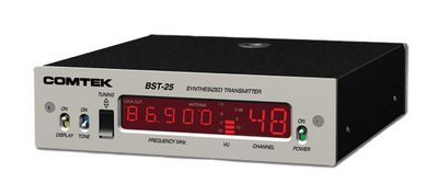 Comtek BST-25 base station transmitter