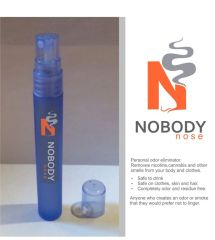 Nobody-Nose personal use Organic Odor Eliminator PRE INVENTORY CROWD FUNDING