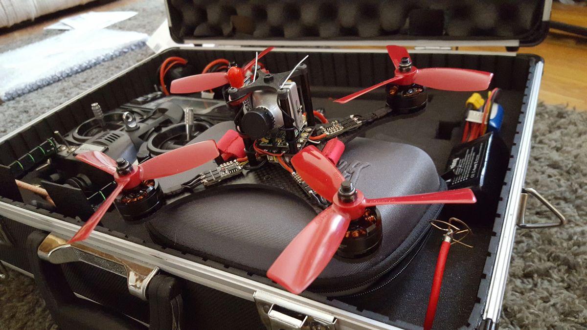 Cyborg FPV - drone parts, drone manufacture