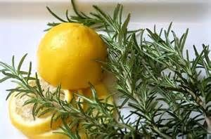 Meyer Lemon Rosemary Curd