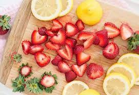 Strawberry Meyer Lemon Curd