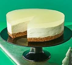 Key Lime Ginger Cheesecake
