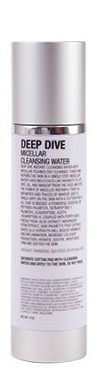 Deep Dive Micellular Cleansing water