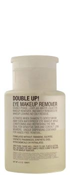 Double Up Eye Makeup Remover