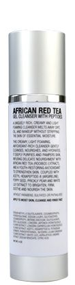 African Red Tea Gel Cleanser