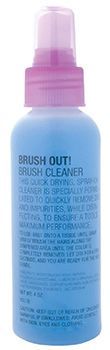 Brush Out Brush Cleanser