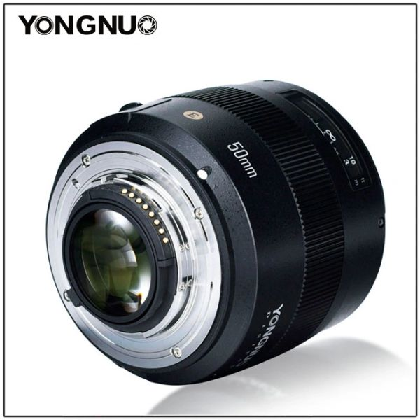 50mm F 1 4N E for Nikon