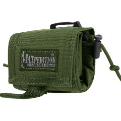Maxpedition Rollypoly® MM Folding Dump Pouch OD Green
