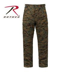 Digital Woodland (Marpat) BDU Pants